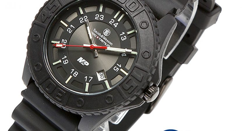 smith & wesson watch review