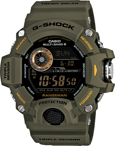 G-Shock Rangeman Review