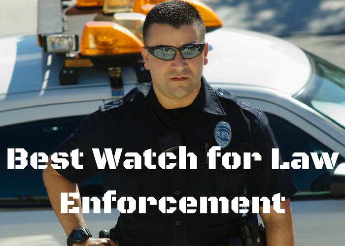 what watch is best for police officers