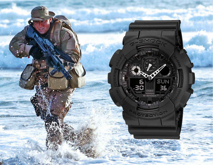 Which watch do navy seals wear best tactical watch for Watches navy seals use